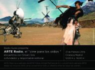 Radio Sures organiza un encuentro con Silvain Gire, director de ARTE Radio, en Madrid